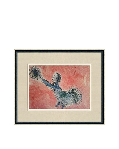Marc Chagall: Lithograph in Colours II