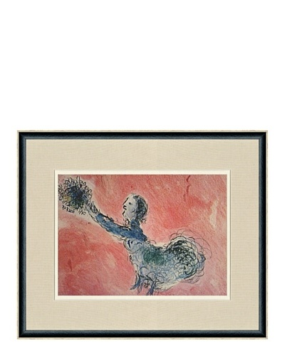 Marc Chagall: Lithograph in Colours II [Multi]
