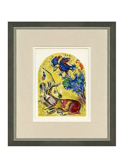 Marc Chagall: Naphtali, 1962 [Multi]