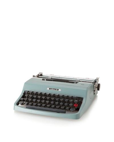 Kasbah Mod Olivetti Lettera 32, Blue Green