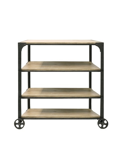 VIP International Industrial Style Rack
