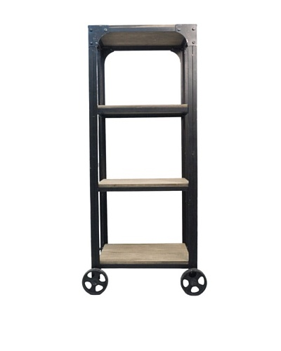VIP International Tall Industrial Style Rack
