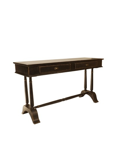 VIP International Wooden Hall Table