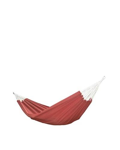 Vivere Brazilian Style Sunbrella Double Hammock, Papaya