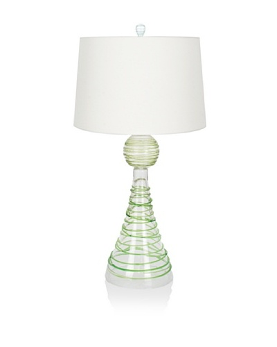 Viz Art Glass Goncourt Table Lamp