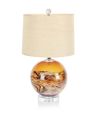 Viz Art Glass Khalisi Table Lamp