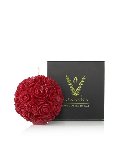 Volcanica Femme Large Ball Candle