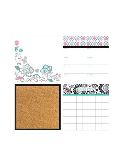 Floral Medley Organization Kit