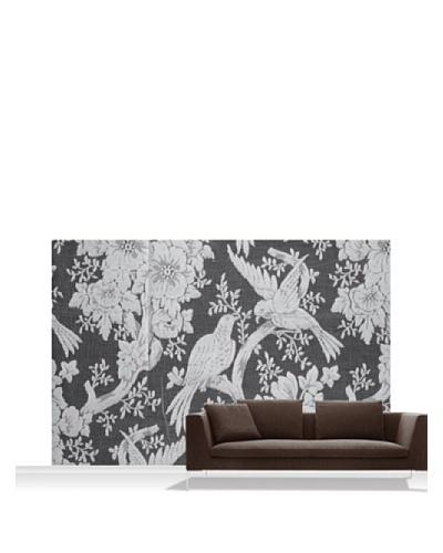 Warner Textile Archive Antoinette Mural, Standard, 12' x 8'