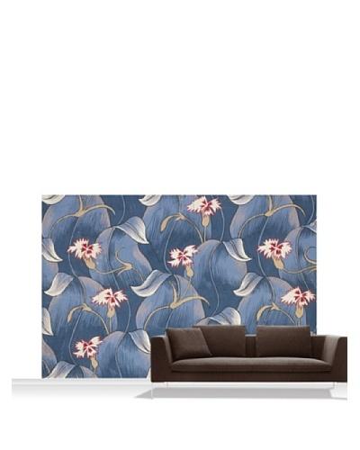 Warner Textile Archive Floral Dream Standard Mural - 12' x 8'