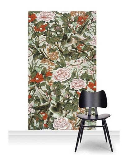 Warner Textile Archive Huan Standard Mural [Accent]