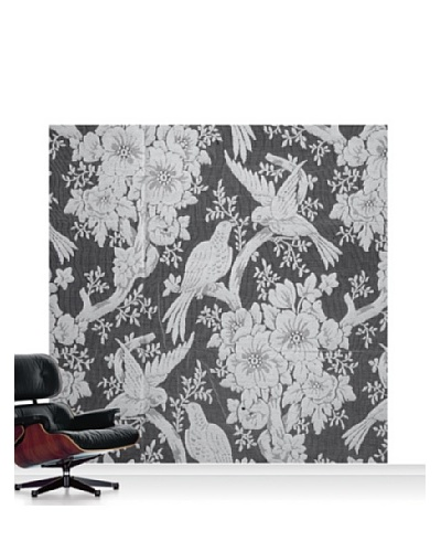 Warner Textile Archive Antoinette Standard Mural - 8' x 8'