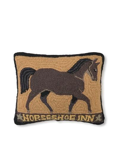 Warren Kimble Hook Pillow, Horseshoe Inn, 16 x 20