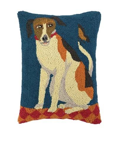 Warren Kimble Temptation Dog Hook Pillow