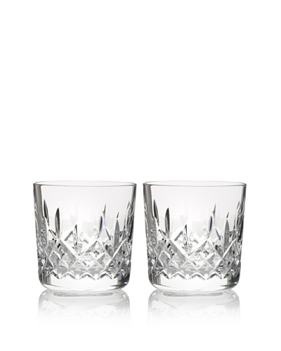 Waterford Pair of Lismore 9-Oz. Tumblers