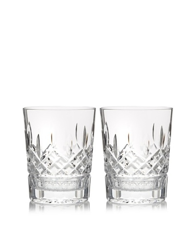 Waterford Pair of Lismore 12-Oz. Old-Fashion Tumblers