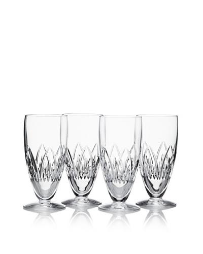 Waterford Set of 4 Brodey 13-Oz. Iced Beverage Glasses
