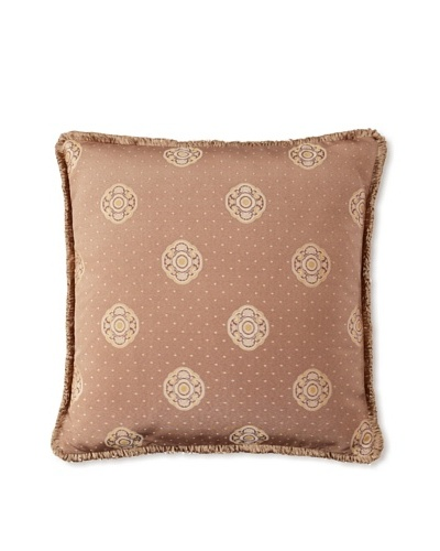 Waterford Linens Callum Decorative Pillow, Spice, 20 x 20