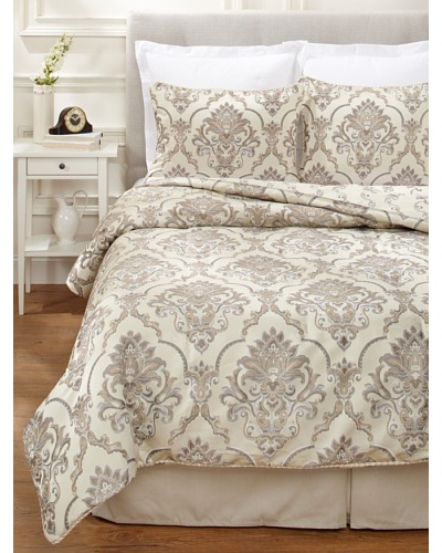 Waterford Linens Kerrigan Comforter Set