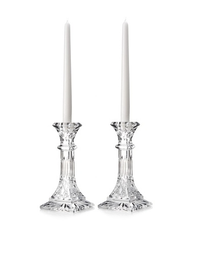 Waterford Crystal Lismore Set of Candlesticks