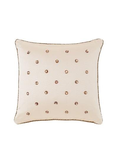 "Waterford Linens Callum Decorative Pillow, Spice, 16"" x 16"""