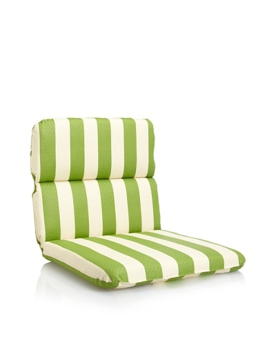 Waverly Sun-n-Shade Solstice Rounded Chair Cushion [Cactus]