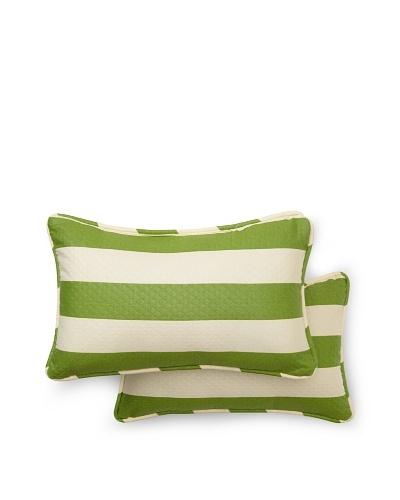 Set of 2 Solstice Rectangle Decorative Throw Pillows [Cactus]
