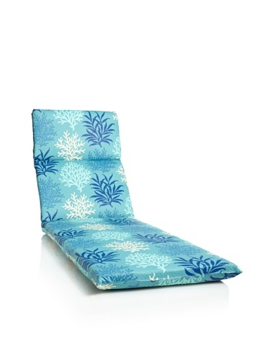 Waverly Sun-n-Shade Marine Life Chaise Lounge Cushion [Pool]