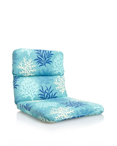 Waverly Sun-n-Shade Marine Life Rounded Chair Cushion [Pool]