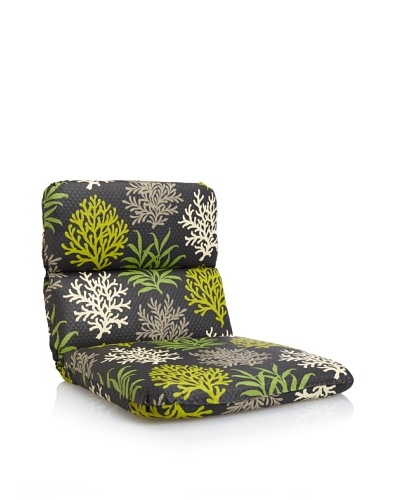 Waverly Sun-n-Shade Marine Life Rounded Chair Cushion