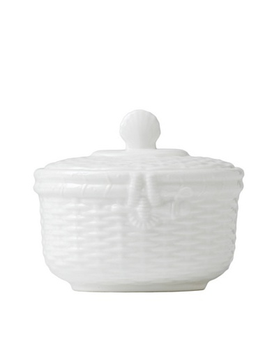 Wedgwood Nantucket Covered Sugar