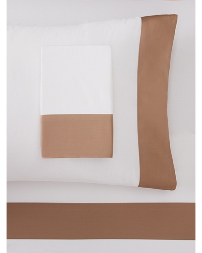 Westport Linens Color Block Sheet Set