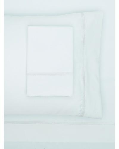 Westport Linens 800 Thread Count Egyptian Cotton Hemstitch Sheet Set [Ocean]