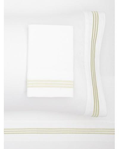 Westport Linens 3 Line Embroidery Sheet Set