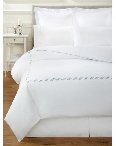 Westport Linens Scroll Duvet Set