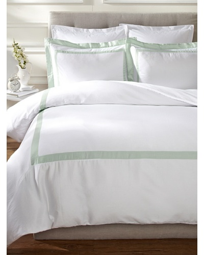 Westport Linens 300 TC Framed Border Duvet Set