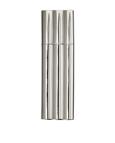 Wilouby Stainless Steel Flask with Double Cigar Holder