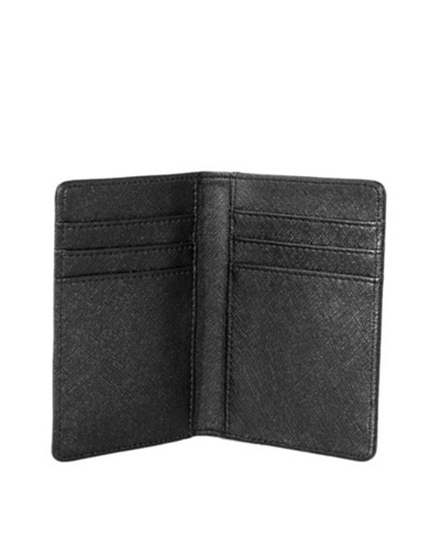 Wilouby Bi-Fold Card Case, Black