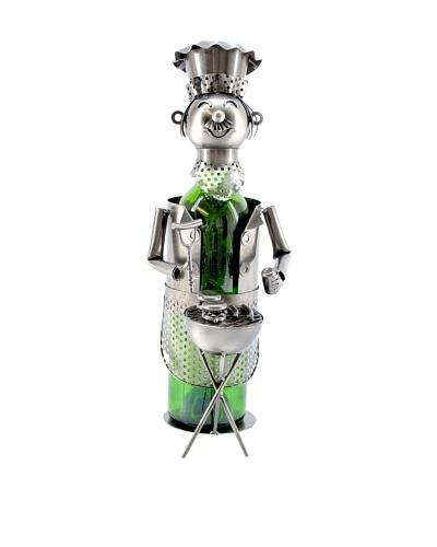 Wine Bodies by Three Star BBQ Chef Bottle Holder