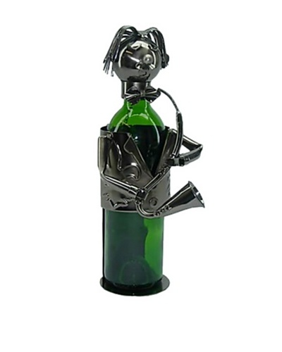 Wine Bodies by Three Star Sax Player Bottle Holder