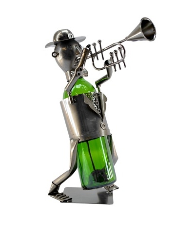 Wine Bodies by Three Star Trumpet Player Bottle Holder
