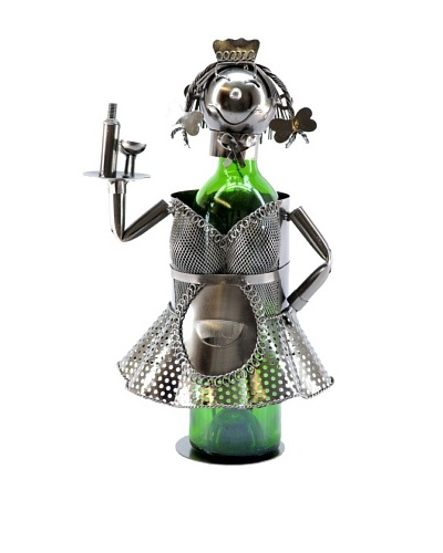 Wine Bodies by Three Star French Waitress Bottle Holder
