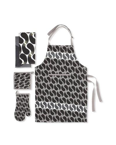 Winkler Aubergine Kitchen Essentials Set [Grey]