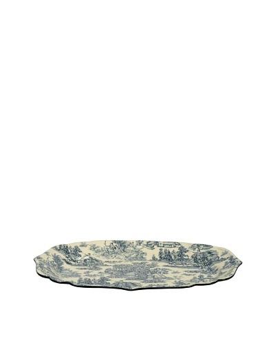Winward Toile Platter
