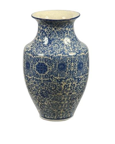 Winward Toile Vase