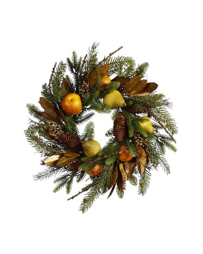 Winward 20 Spice Pear Wreath