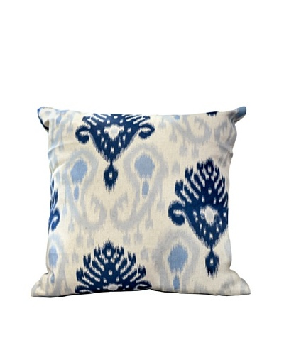 Winward Ikat Throw Pillow