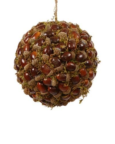 Winward Acorn Ball Ornament