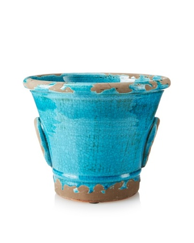 Winward Tuscan Pot, French Blue
