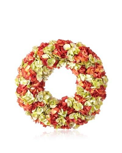 Winward Dried Hydrangea Wreath